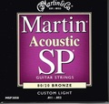MSP3050 Martin ( マーチン ) 11-52 CUSTOM LIGHT 80/20 BRONZE  590円