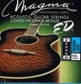 Magma Strings GA140P 1580円(税込) 12-54 Medium Light EXTENDED LIFE COATED PHOSPHOR BRONZE マグマストリングス アコースティックギター弦