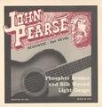 510L John Pearse (ジョン・ピアス)  11-49 Phosphor Bronze & Silk Wound Light 1250円