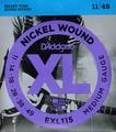 EXL115 DADDARIO ダダリオ 11 - 49 BLUES/JAZZ ROCK  540円