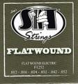 F1252 SIT Strings 12-52 Flat Wound Medium 1700円