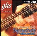 GHS LJ30L Laurence Juber(ローレンス・ジューバー) Signature Bronze 12-54 アコギ弦 980円