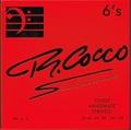 R.Cocco RC6CS 6弦ベース 4500円 28-125  リチャードココ ステンレス ベース弦