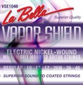 La Bella VSE1046 1600円(税込) 10-46 VAPOR SHIELD Regular ラベラ エレキギター弦