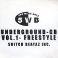 5th Ward Boyz / Underground-CD Vol.1 - Freestyle
