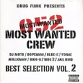 052 Most Wanted Crew / Best Selection Vol. 2