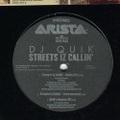 DJ Quik / Streets Iz Callin