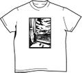 「夕暮れ」Tシャツ(白杢)