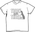 「TRICK orTREATs」Tシャツ