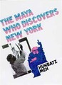 原書 THE MAYA WHO DISCOVERS NEW YORK