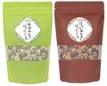 大山の香り 濃厚みるくぽっぷこ~ん 抹茶・ほうじ茶 2個セット