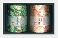 ふれあいギフト【上煎茶・玉露風白折】(E-30)