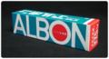 金属磨きALBON ソフトアルボン(小)
