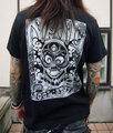 NAIL SKULL T-Shirts
