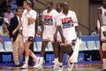 1992年 ドリームチーム対アンゴラ戦