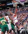 【カンファレンスファイナル】1993年サンズvsソニックス 第3試合