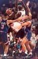 【カンファレンスセミファイナル】1996年プレイオフ ジョーダン ブルズ vs ニックス 第4戦