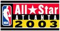 2003オールスター        ダンク、3Pコンテスト+ルーキーゲーム