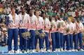 1992年 ドリームチーム対クロアチア戦 決勝戦