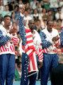 1992年 ドリームチーム対プエルトリコ戦 準々決勝