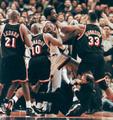 【ファーストラウンド】1998年、ヒート vs ニックス 第1戦