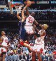 【ファーストラウンド】1998年 ジョーダン ブルズvs若きニュージャージー ネッツ 第3戦
