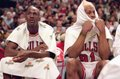 【カンファレンスセミファイナル】1997年プレイオフ ジョーダン ブルズ vs ホークス 第5戦