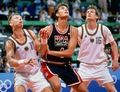 1992年ドリームチーム対プエルトリコ戦