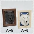 【初販限定価格】羊毛/狼/フレーム 5-6