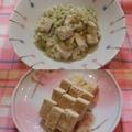 冷凍贅沢まぐろごはん5パックセット+冷凍鶏肉オーブン焼き(栗)1パック