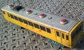 国電の特大ブリキ電車