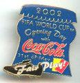 FIFA World Cup+コカ・コーラ ピンズ
