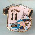 日本ハム◆2008年ピンズ【DARVISH-11】