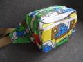 ボディバッグ型紙 基本サイズ
