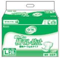 リフレ(リブドゥ) 紙おむつ 簡単テープ止めタイプ Lサイズ 1袋(26枚)