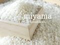 美山のお米(5kg)キヌヒカリ