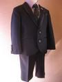 (B-95-7・B-100-12)MICHIKO LONDONスーツ(黒)95・100cm