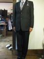 (B-160-17)HiromichiNakanoスーツ160cm