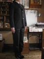 (B-160-9)HIROMICHI NAKANOのスーツ160cm