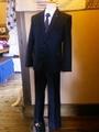 (B-140-4)コムサイズムのスーツ140cm