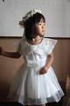 (G-100-9)大きな襟のドレス100cm