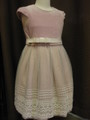 ◆送料お得プラン商品◆(G-120-74)組曲のワンピースドレス120cm