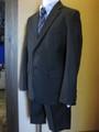(B-140-15)コムサイズムのスーツ140cm