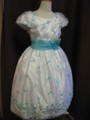(G-140-24)刺繍が可愛いドレス140cm