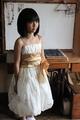 (G-130-62)シックなドレス130cm