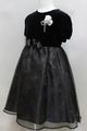 (G-120-30)Art Letterのドレス120cm