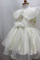 (G-120-46)大きな襟のドレス120cm