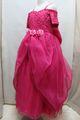 (G-140-10)ピンクのドレス140cm