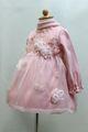 (G-80-3)む~のんのんのピンクのドレス