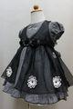 (G-80-2)JOYFULPARTYの黒ドレス